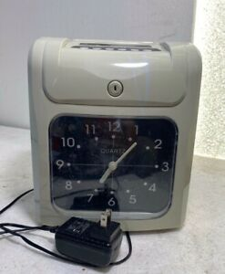 W s1 Digital Time Recorder Attendance Punch Card Time Punching Clock