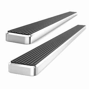 4 Eboard Running Boards Fit Chevy Traverse 07 16 Gmc Acadia 07 17