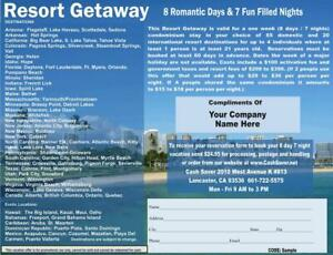 Home Business Opportunity Selling Profitable Vacation Restaurant Certificates