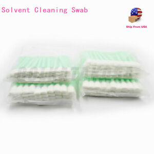Us 200 p Set Solvent Cleaning Swab For Large Format Roland Mimaki Mutoh Printers