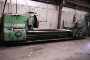 40 X 132 American Pacemaker Engine Lathe Yoder 68480