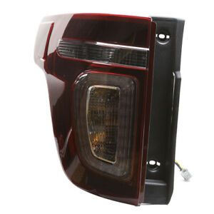 New Taillamp Led Left Driver Side Lh Explore Sport 2011 2015 Fo2800230