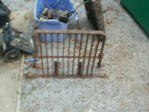 Vintage Radiator Guard From A 1933 Autocar Truck Should Fit Other Trucks