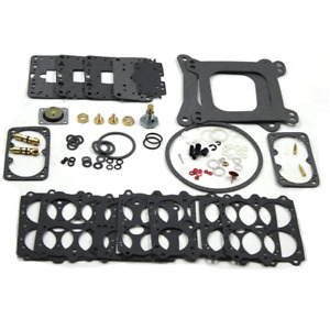 Carburetor Rebuild Kit Vacuum Secondary 3 200 4160 For Holley 390 600 750 Cfm