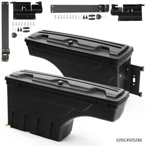 Fit Chevy Colorado Gmc Canyon 2015 2020 L r Side Truck Bed Storage Box Toolbox