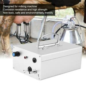 Electric Milking Machine Vacuum Pump Large Suction For Farm Horse Sheep Cow