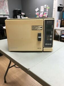 Pelton Crane Delta Xl Model Af Instrument Steam Sterilizer Autoclave