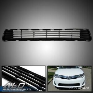 Front Bumper Lower Grill Grille Replacement For 2012 2014 Toyota Camry L Le Xle