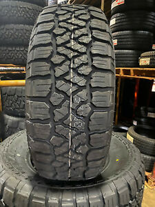 2 New 255 75r17 Kenda Klever At2 Kr628 255 75 17 2557517 R17 P255 All Terrain At