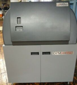 Ab Dick Presstek Digital Plate Maker Dpm34hsc