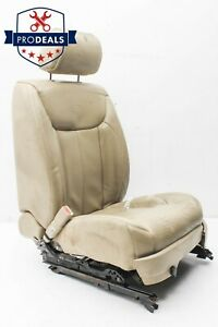 2006 2008 Cadillac Dts Front Seat Left Driver Assembly Power Leather Oem