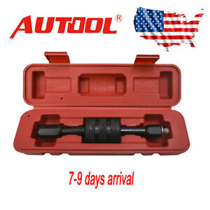 Diesel Injector Removal Puller With M8 M12 M14 Repair Tool For Bosch Delphi