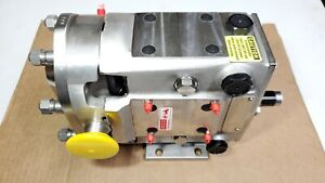 New Ampco Pumps Zp2 006 Zp2 6 Stainless Steel Positive Displacement Pump