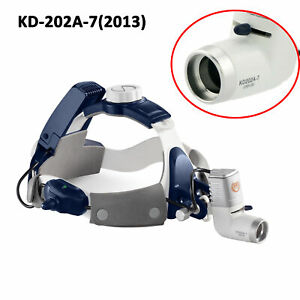 Kws Dental Surgical Surgery Headlight High Cri Led Headband Head Light Lamp Ce