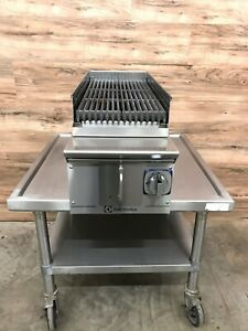 2016 Electrolux 169119 Agg12 Empower Restaurant Range Charbroiler Natural Gas