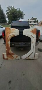 1960 Ford Truck Fender Left And Right 60 59 58 57