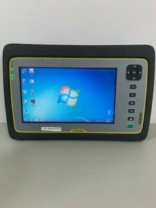 Trimble Rugged Tablet W access Ground Control Aerial Imaging Software Pre owned