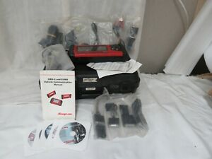 Diagnostic Snap On Tool With Case Eesc310a