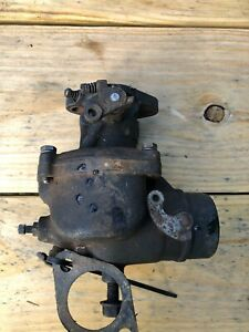 Farmall International 460 606 C221 Carb