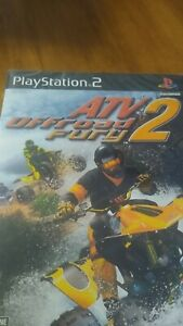 ATV Offroad Fury 2 (Sony PlayStation 2  2002)...................................