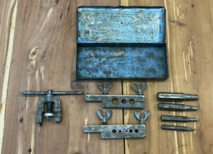 Gould Imperial Eastman Tubing Tool Kit 275 fs Double Flaring Swaging Tube Usa