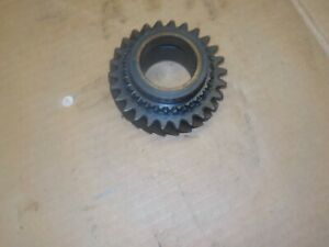 New Old Stock Saginaw 4 Speed 2nd Gear 24 Tooth