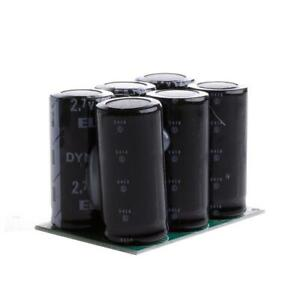 Farad Capacitor 2 7v 120f 6pcs Super Capacitor With Protection Board Module