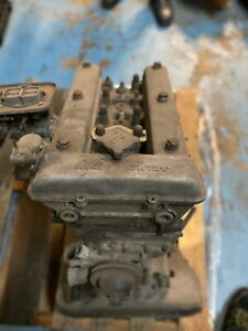 Alfa Romeo 2 0 Engine Motor For Spider And Gtv Motor Came From Spider 1976