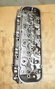 1966 66 Chevy Corvette 427 425hp Cylinder Heads 3873858 858 F 26 6 Bbc