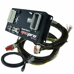 Ms3pro Evo Standalone Ecu Includes 8 Universal Flying Lead Harness