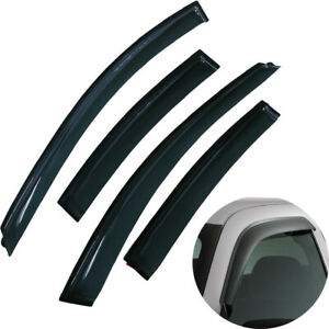Window Visors Deflector Rain Guard Vent For Chevy Cruze 2011 2012 2013 2014 2015