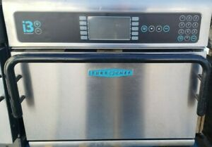 2010 I3 Turbochef Convection microwave Rapid Cook Oven