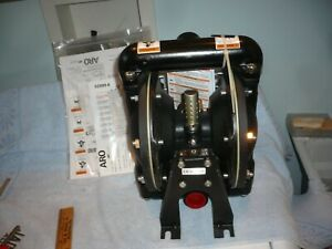 Double Diaphragm Pump air Operated 1 666100 3eb c New In Box Free Shipping