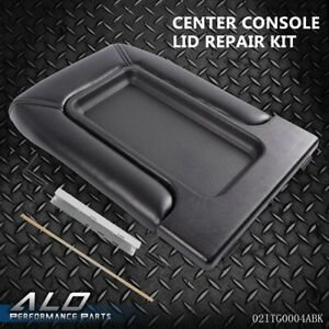 For Cadillac Chevrolet Gmc Suv Pickup Truck Center Console Lid Repair Kit Black