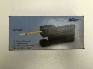 Drager Accuro Gas Detection Pump New 2