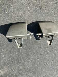 Porsche 944 Front Right Pass Driver Pair Side Headlight Assembly Silver