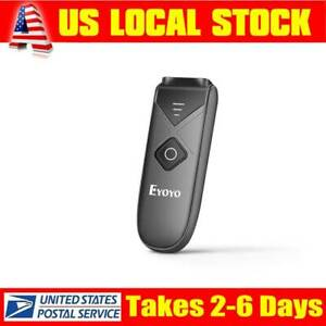 1d Qr Barcode Scanner Usb Wired bluetooth 2 4g Wireless Connection For Iphone Pc