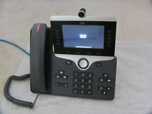 Lot Of 2 Cisco Cp 8845 k9 Ip Volp Business Phone
