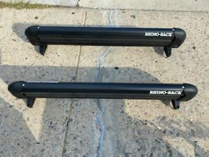 Rhino Rack 576 Ski And Snowboard Carrier For Roof