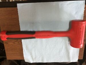 Snap On Hbfe32 32 Oz Dead Blow Hammer New