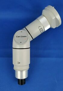 Carl Zeiss T Opmi Surgical Microscope Stereo Observation Tube