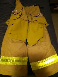 Fire Dex Fire Bunker Pants Gear 34x33