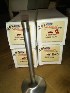 Ford Racing Intake Valves M 6507 A351 For M 6049 N351 Head