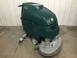 Tennant Nobles Ss5 32 Disk Floor Scrubber Free Add on Item