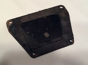 1968 1969 1970 1971 Mg Mgb Inspection Floor Plate Vintage Original Oem