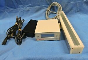 Thermo Scientific Column Oven 200 Hplc 66001 020 Controller With 312mm Heater