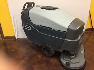 Advance 34rst Disk Floor Scrubber