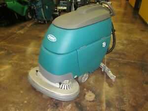 Tennant T5 32 Disk Floor Scrubber Under 600 Hours Plus Free Add on Item