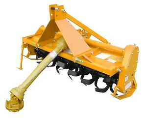 Sigma 3 Point Hitch Rotary Tiller 5 Ft 60 With Pto Shaft