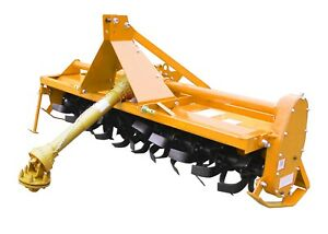 Sigma 3 Point Hitch Rotary Tiller 7 Ft 84 With Pto Shaft